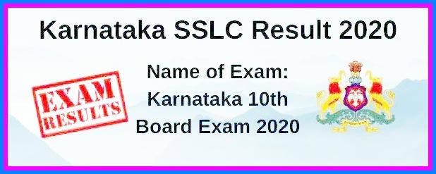Check KSESB Results  and Date 2020 -Karnataka SSLC Results 2020