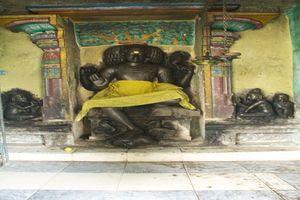 Thirunanipalli (Ponsei) Temple – Guru Dakshinamurthy