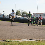 Minimoto race weekend