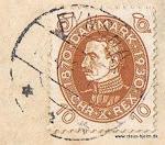 Frimærke 1931 - 10 øre