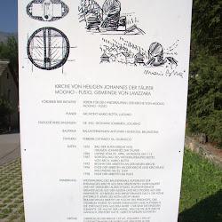 Botta - Kapelle Mogno im Tessin