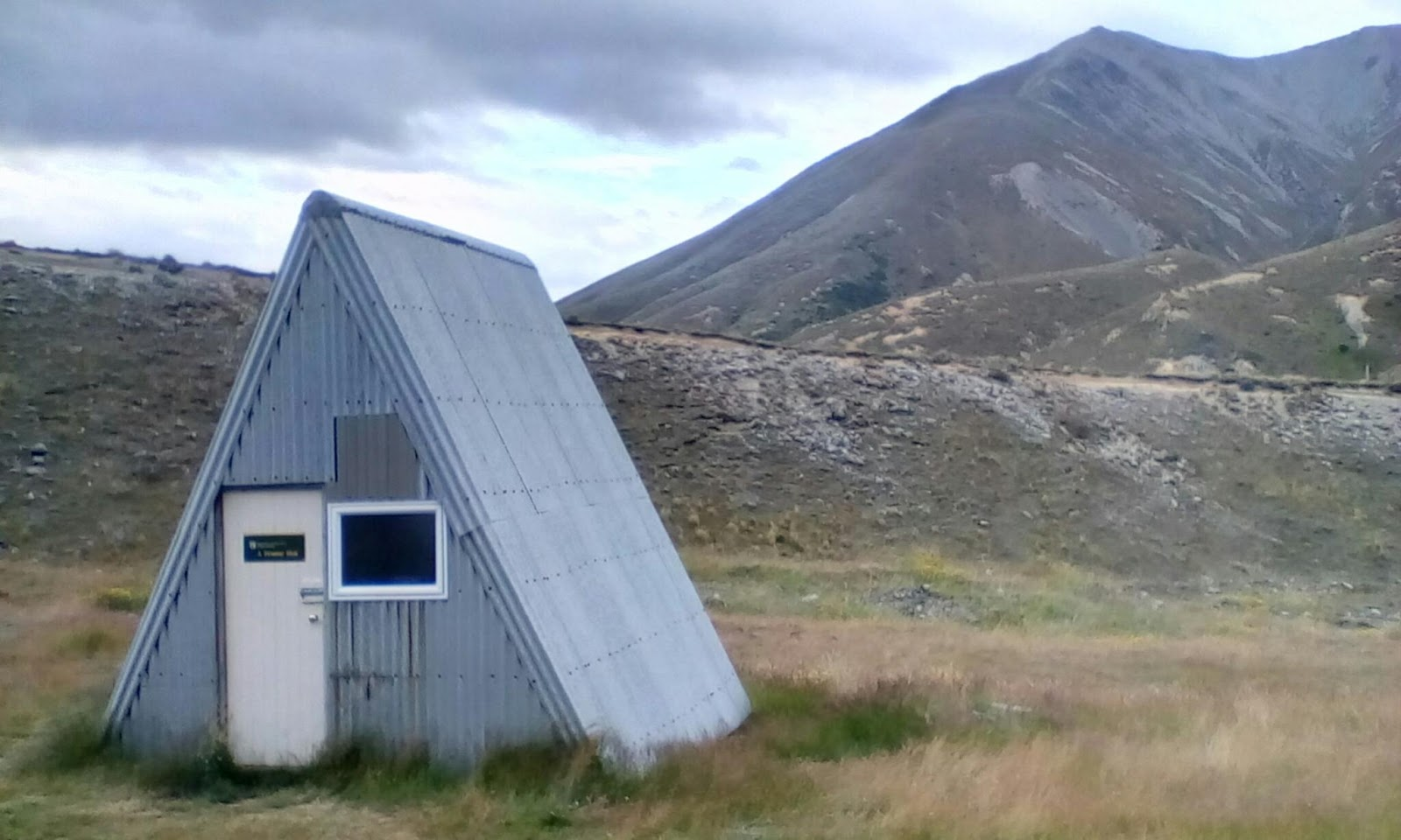 Still Wandering Te Araroa Day 85 A Frame Hut To A Flat