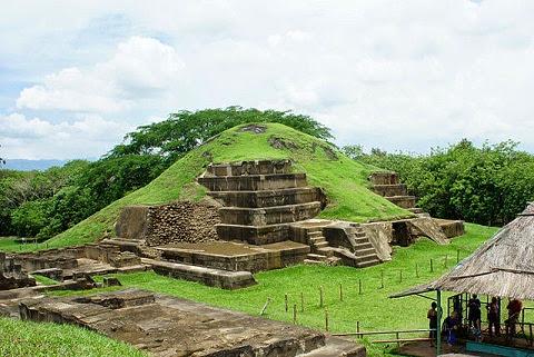 San Andrés, sitio arqueológico de El Salvador