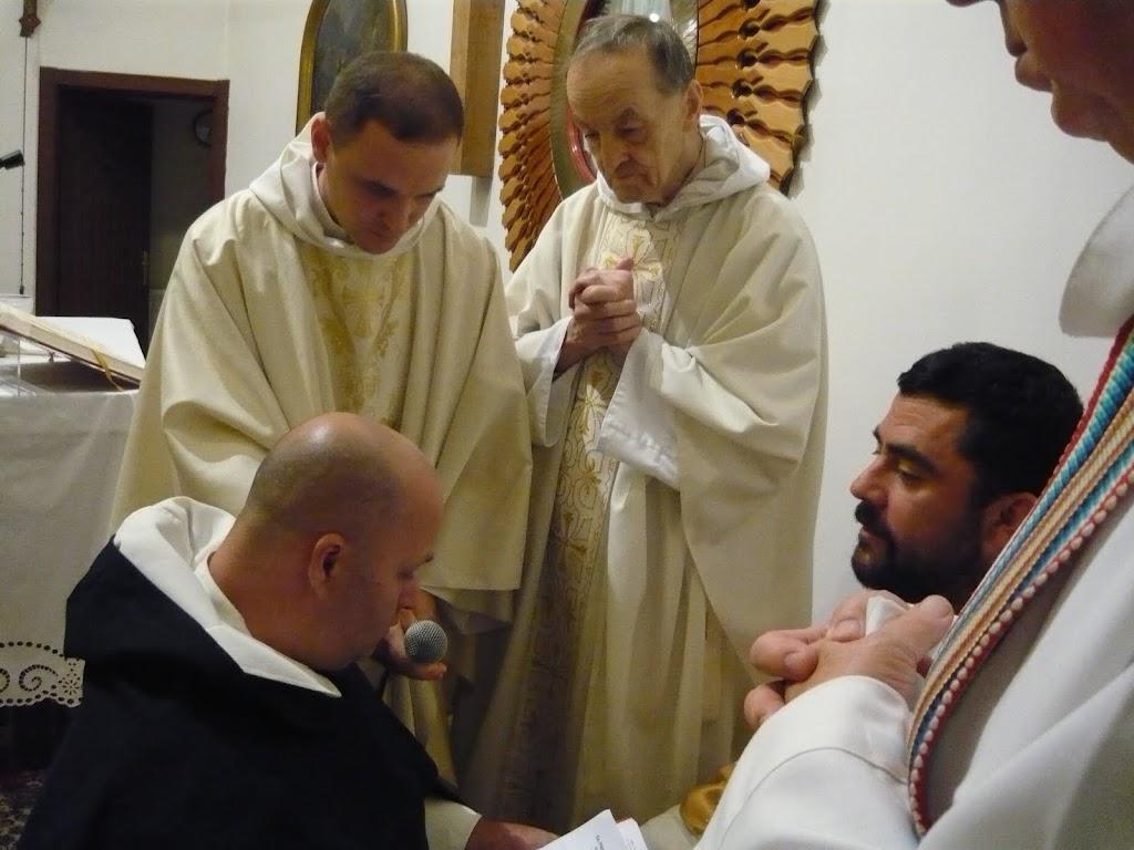 József testvér fogadalomtétele, 2011.09.24., Debrecen - P1010845.JPG