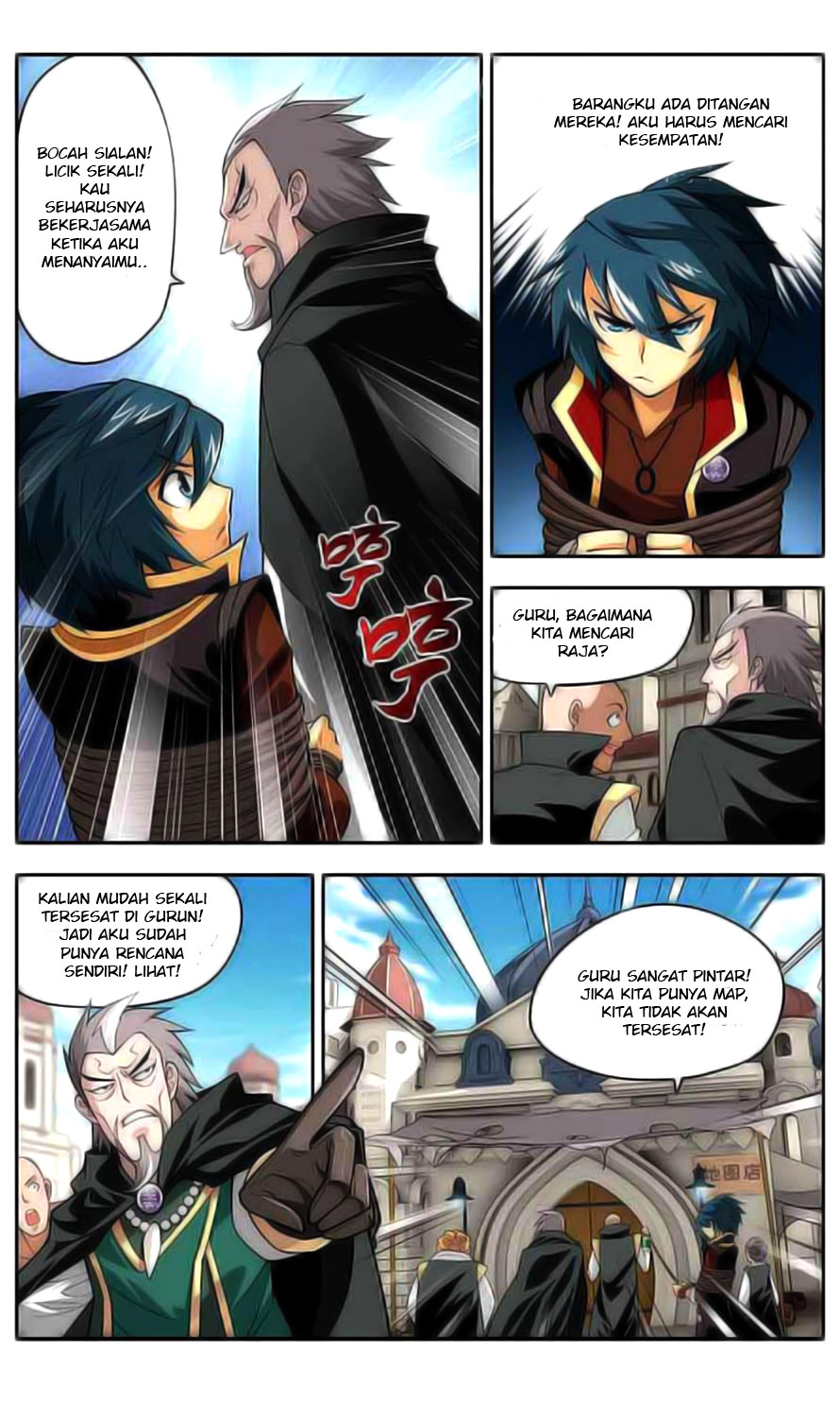 Dilarang COPAS - situs resmi www.mangacanblog.com - Komik battle through heaven 038 - chapter 38 39 Indonesia battle through heaven 038 - chapter 38 Terbaru 16|Baca Manga Komik Indonesia|Mangacan