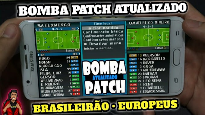 BOMBA PATCH 2021 ORIGINAL PARA ANDROID • BOMBA PATCH MOBILE