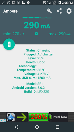 How To Know If Your Android Smartphone Is Charging Fast Or Slowly 23