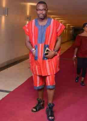 Okey Bakassi trending fashion