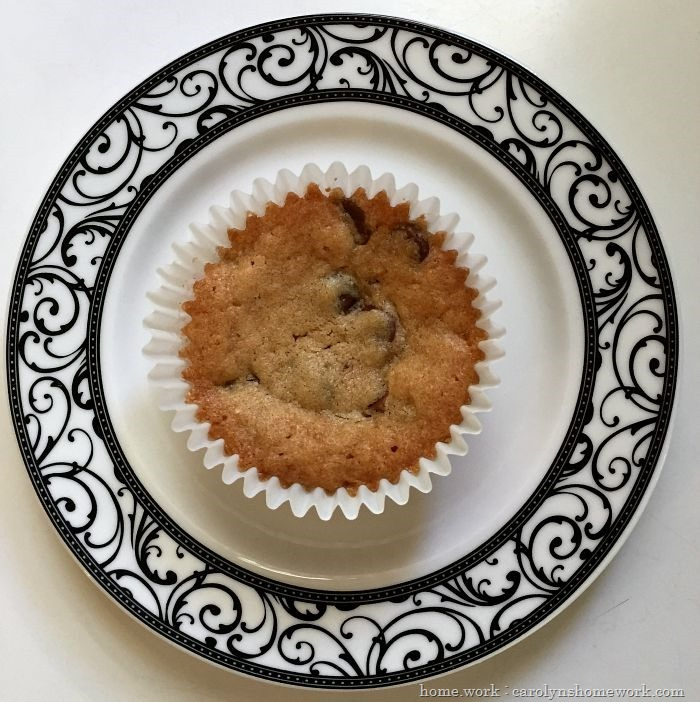 Cookies in a Muffin Cup via homework (3)