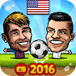 Puppet Football Spain - Big Head CCG/TCG⚽ APK