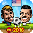 Puppet Football Spain - Big Head CCG/TCG⚽ apk