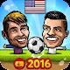 Puppet Football Spain - Big Head CCG/TCG⚽ (game)