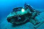 Silent witnesses of the 2nd World War are also many shipwrecks in the Philippines.