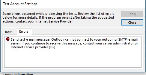 Outlook 2013 can't connect to gmail anymore? - Gmail Help