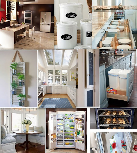 Kitchen Inspirations from LG Studio