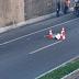 Veja fotos: homem morre após cair de viaduto na BR-230, em João Pessoa