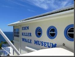 171122 111 Eden Killer Whale Museum