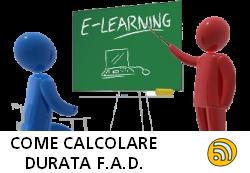 Calcolare la durata di un corso e-learning