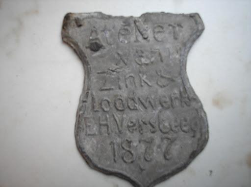 Naam: EH. VersteegPlaats: HaarlemJaartal: 1877