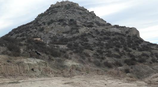 Afloran nuevos restos arqueológicos en el entorno del Cerro del Espíritu Santo