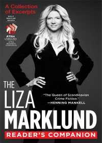 The Liza Marklund Reader's Companion By Liza Marklund