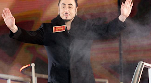 David Gest used his bum to sneak phone into CBB house