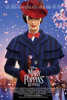 Baixar Filme O Retorno de Mary Poppins – Torrent Dublado Grátis
