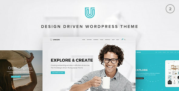 Unicon v2.7 – Design-Driven Multipurpose Theme