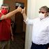 ALIANÇA MANTIDA: João Azevêdo nomeia ex-governador, Roberto Paulino, secretário-chefe de governo