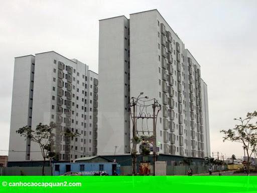 Hình 1: Nhiều dự án nhà ở xã hội tại tỉnh Đồng Nai gặp khó vì thiếu vốn