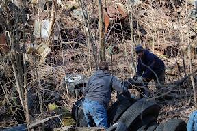 illegal dump VA