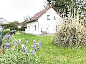maison à Vellechevreux-et-Courbenans (70)