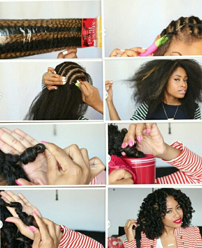 Crochet Braids-32 Pictures To Your Stylishness in 2017 13