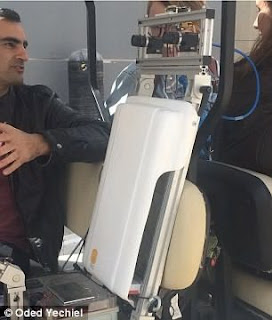 The driving robot IVO