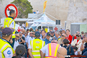 Driver Briefing at the Mdina Grand Prix 2015