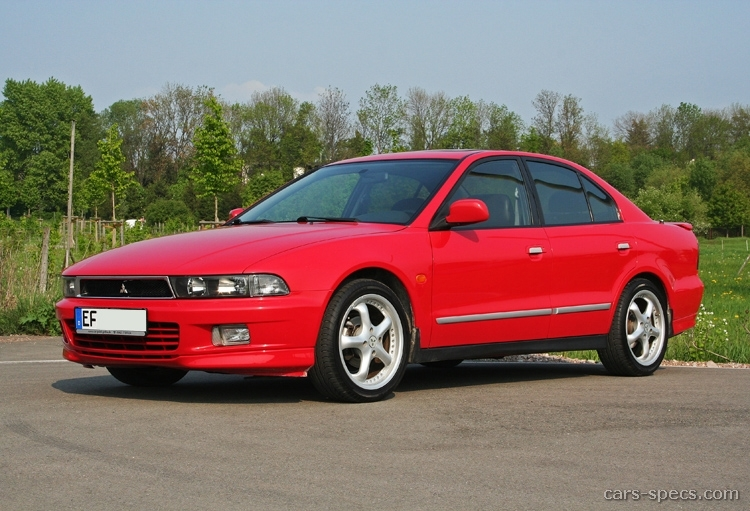 1994 Mitsubishi Galant Sedan Specifications Pictures Prices