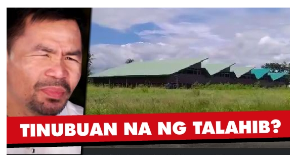 Multi-Million Project ni Pacquiao, Binunyag ni Pastor Quiboloy!