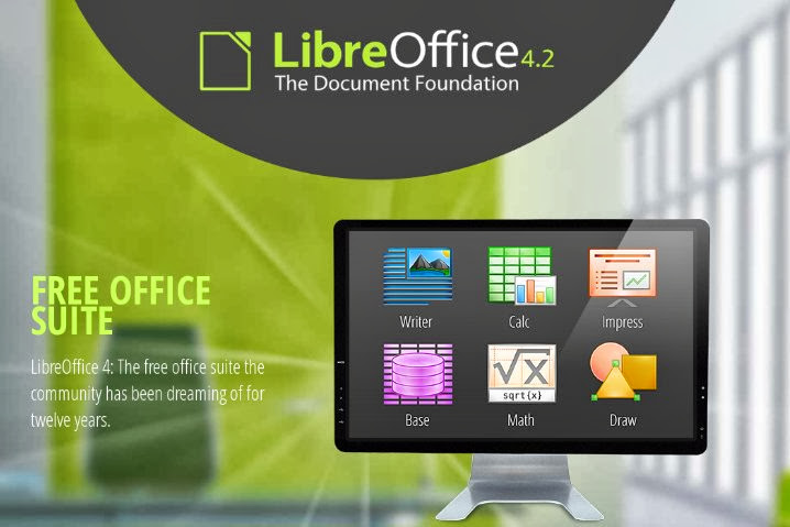 Disponible LibreOffice 4.2
