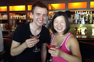 Photo: Enjoying cosmos on a Sex and the City tour http://ow.ly/caYpY