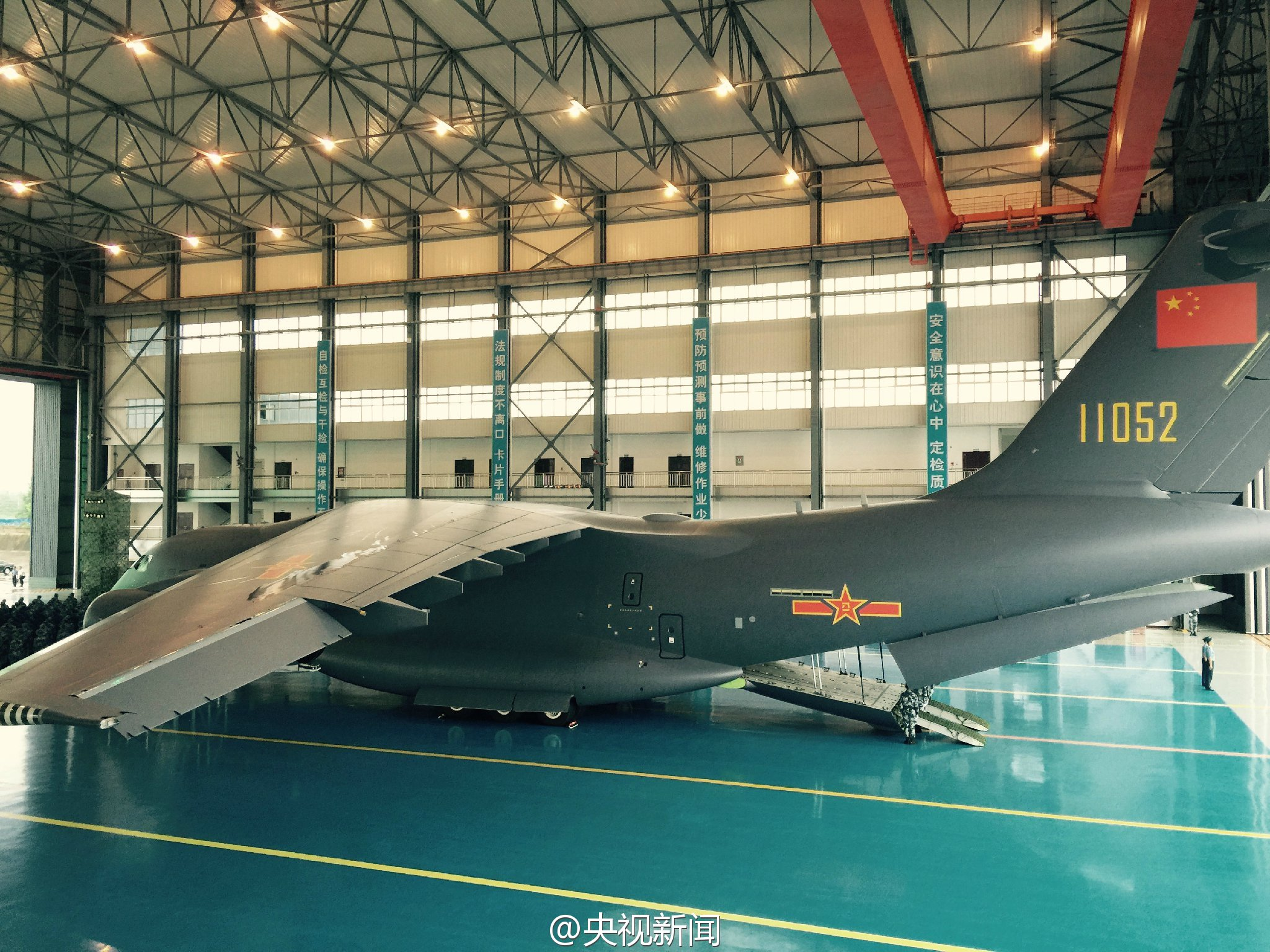 Y20 Chinese Transport Aircraft | Page 8 | Indian Defence Forum