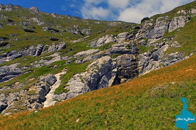 cascada obarsia ialomitei august 2015