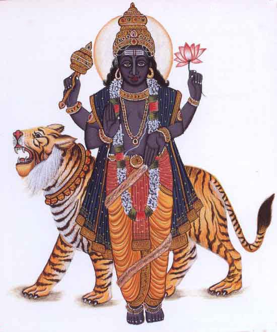 Lord Rahu Bhagwan