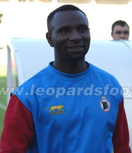 L'entraineur congolais, Florent Ibenge. Photo Droits tiers.