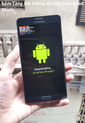 HƯỚNG DẪN - Tổng hợp về Note 4 Snap Dragon 6 0 1 N9100/N910T/T3/F/G