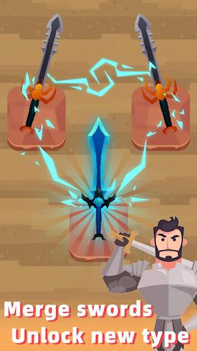 Merge Sword - Idle Blacksmith Master 1.3.4 screenshots 11
