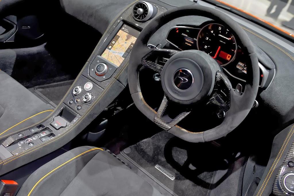McLaren 650S Spider Geneva Motor Show 38