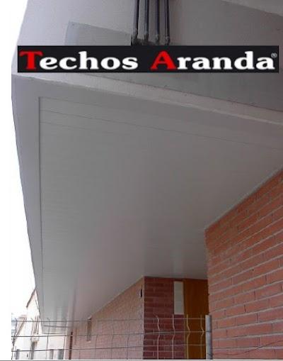 Techos de aluminio en Villamanrique
