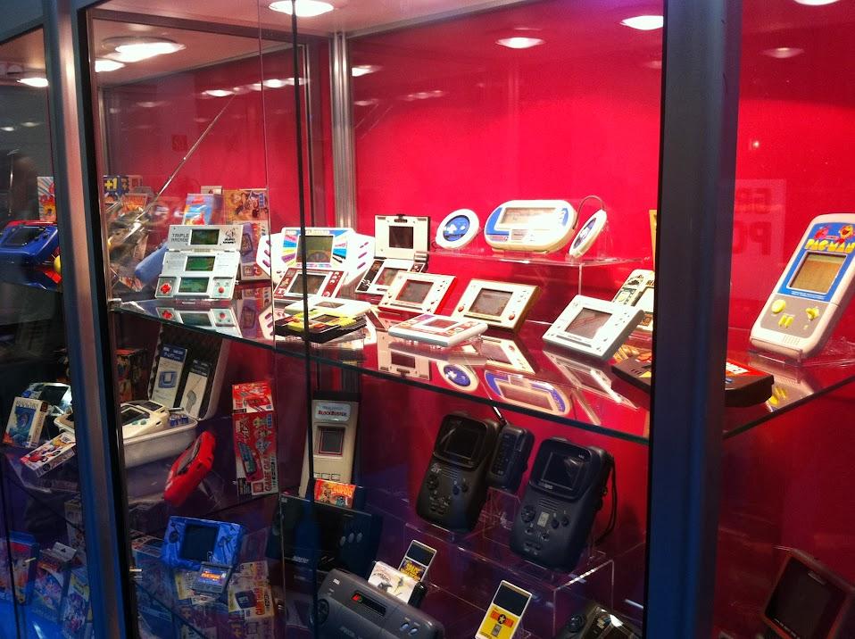 Gamescom 2013 retro games konsole