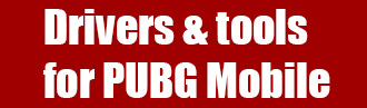 Drivers for PUBG Mobile