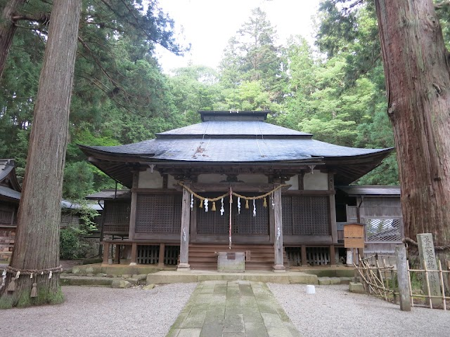 Hida-sannogu hie shrine